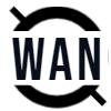 Icon WAN Blk Lrg