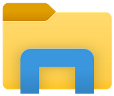 Win10 File Explorer icon